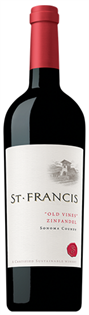 St. Francis Zinfandel Old Vines 2013 750ml